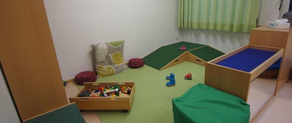 Grüne Gruppe Schwerpunkt Bauen und Konstruieren