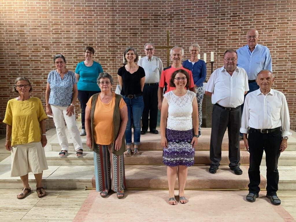 Der Kornelius-Singkreis feiert sein 40jähriges Bestehen